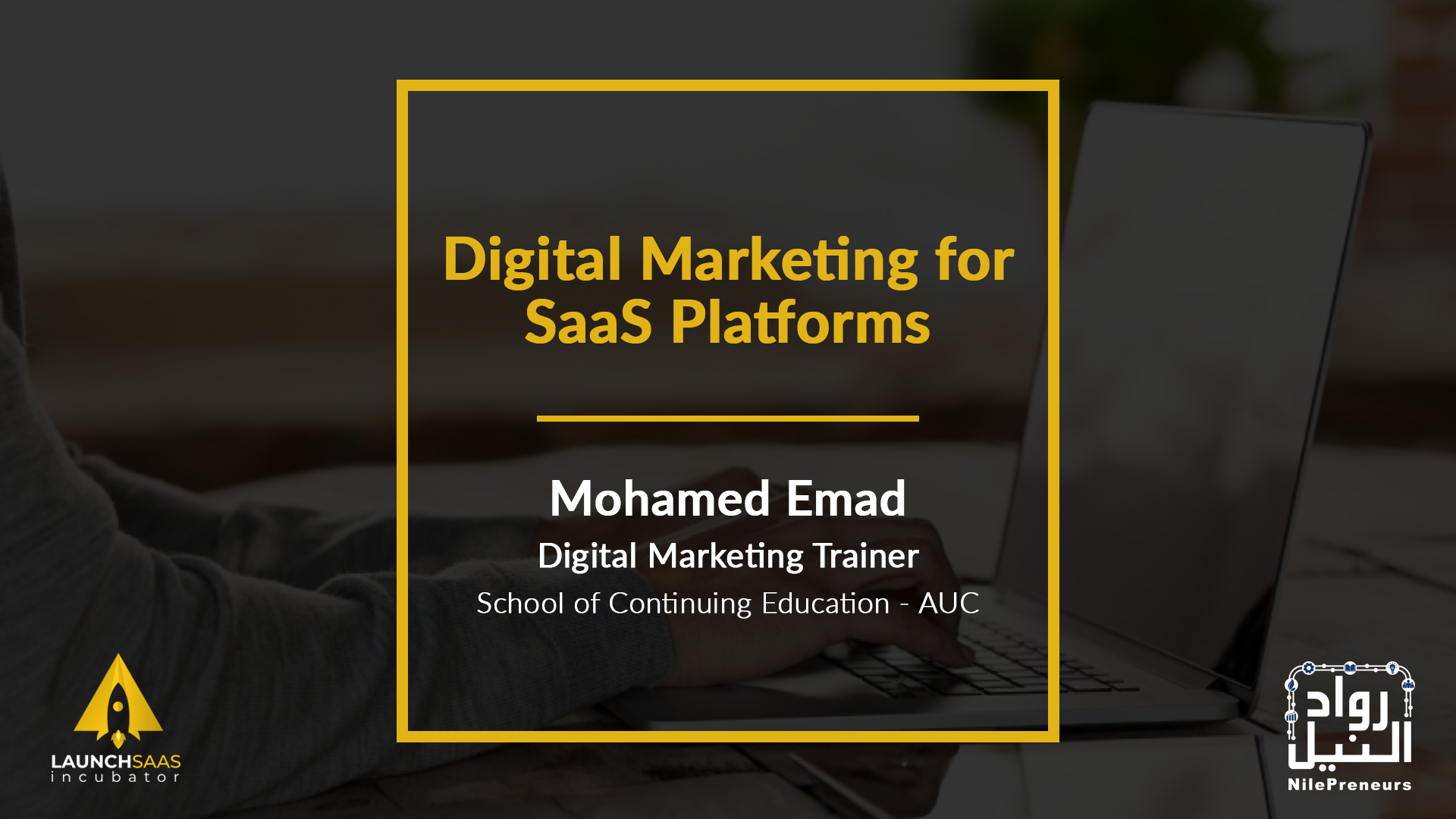 Digital Marketing for SaaS Platforms